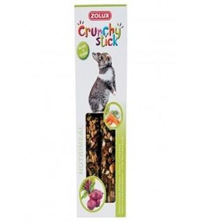 Crunchy stick Lapins nains Goût Carotte-Betterave