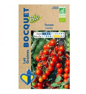 Tomate Cerise - Certifiée...