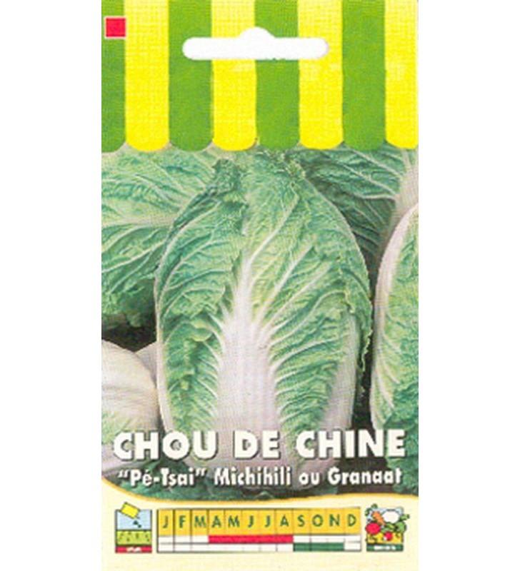 Chou de Chine Michihili ou Granaat