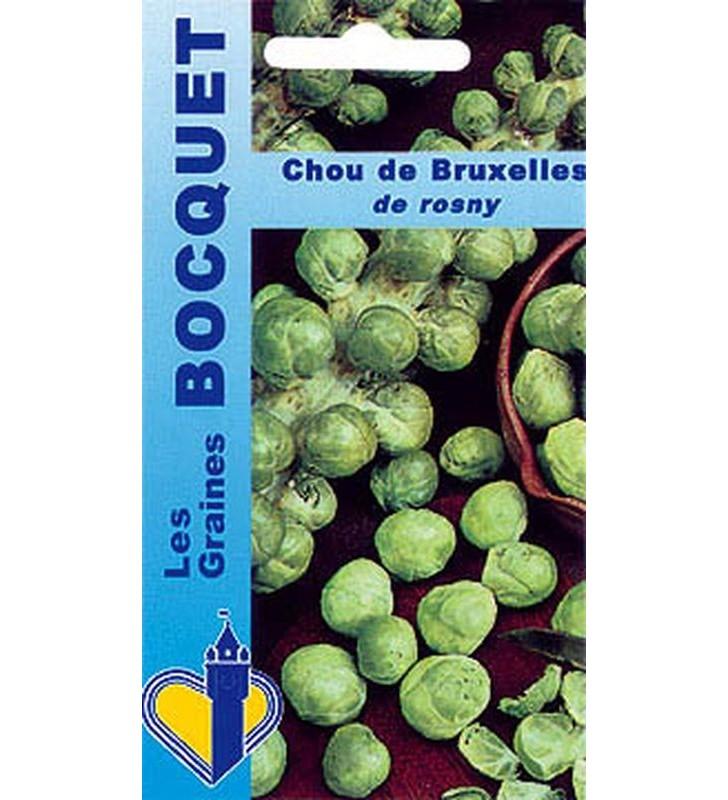 Chou de Bruxelles de Rosny