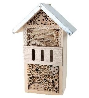Hotel pour insectes sejour en ville