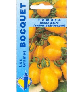 Tomate jaune poire yellow pearshaped