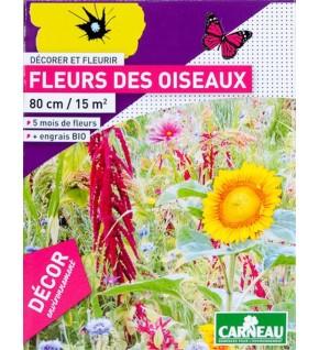 Fleurs des oiseaux 520g pour 15 m2