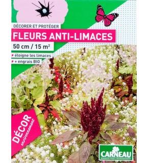 Fleurs anti-limaces 520g pour 15 m2