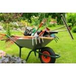 Outils pour jardiner : sécateur, plantoir, râteau   Graines Bocquet